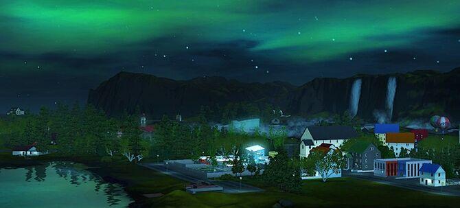 Headerview Aurora Skies