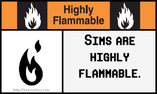 File:Sims are flammable.png
