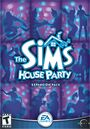 The Sims House Party Cover 2