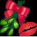 File:Moodlet no frame kissed under the mistletoe.png