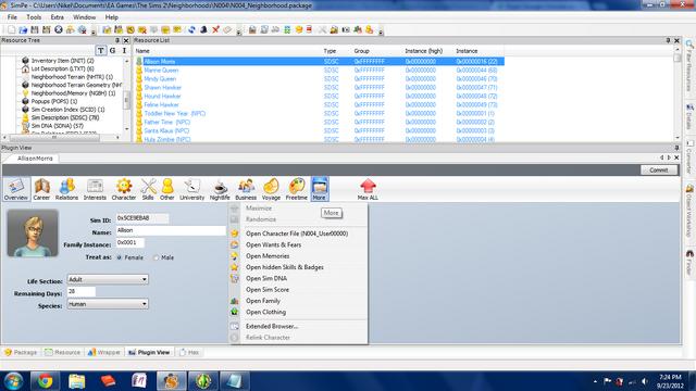 File:SimPE UI.png