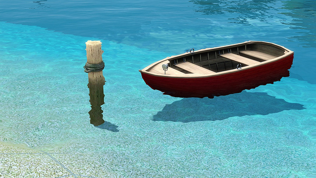 File:Rowboat by Public Domains.jpg