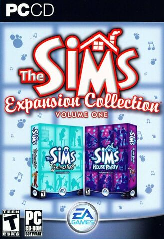 File:The Sims 3 Expansion Collection Volume One Cover.jpg