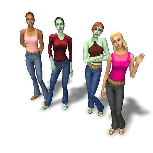 Singles Household The Sims Wiki Fandom Powered By Wikia