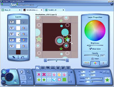 Sims3 tool create a pattern