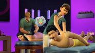 TS4 GP02 massage