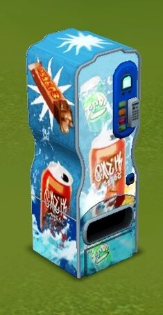Choosy Choices Vending Machine