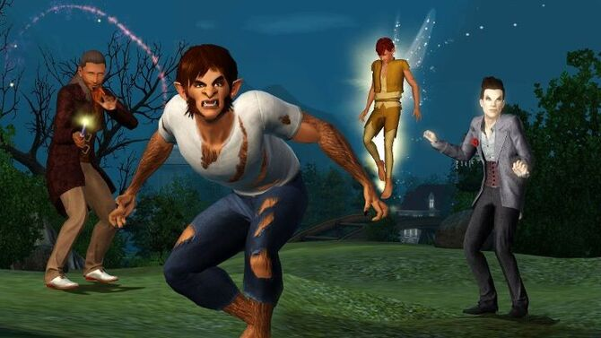 The Sims 3: Supernatural | The Sims Wiki | FANDOM powered ...