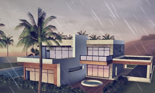 File:Sims 3 c rain.jpg