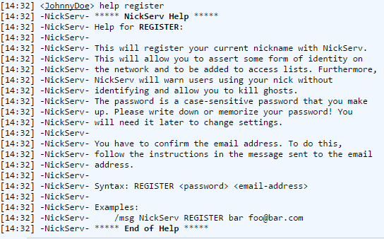 File:Freenode IRC webchat query nickserv help register.png
