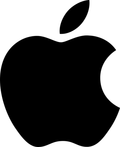 File:Apple logo black.png