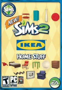 Sims 2 ikea home design kit