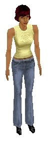 TS1 Claire Charming
