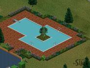 2 Sim Lane pool