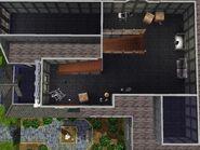 Goth Manor 3rd floor Attic