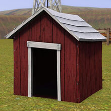 Ts3p low country living pet house