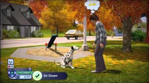 The Sims 3 Pets Xbox 360 PS3 Trailer