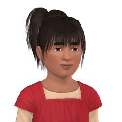 Kari Clavell Sims 3