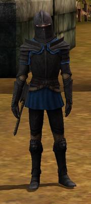 Darkstone bulwark male