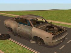 One Man's Junk Car