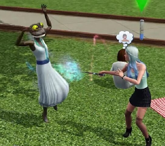 File:TS3 Witch turning Sim into toad.jpg