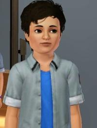 Justin child