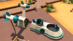 Sims4 starcruiser x jungle gym