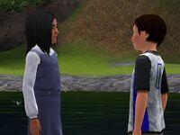 Chris and Tamera