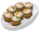 Cupcake-Carrot Cake