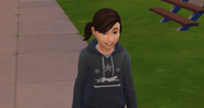 TS4 child girl 1