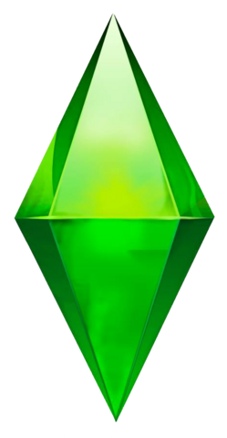 File:The Sims 4 Plumbob.png