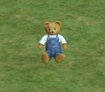 Ts2 durably plush teddy bear