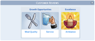 Customer Reviews Example