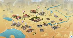 Oasis springs map