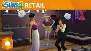 The Sims 4 Get to Work Official Retail Gameplay Trailer
