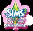 The Sims 3 Katy Perry's Sweet Treats Logo