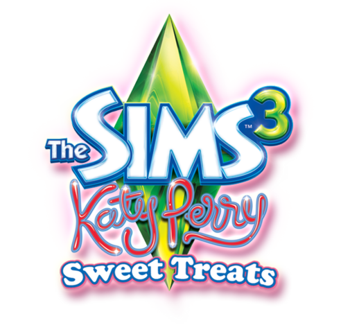 File:The Sims 3 Katy Perry's Sweet Treats Logo.png