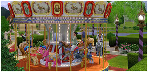 Carnival stuff carousel 1