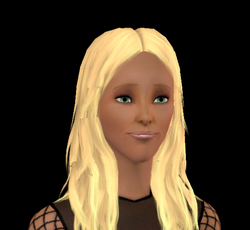 Dina Caliente (The Sims 3)