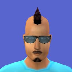 Michael Bachelor (The Sims console)