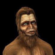 Bigfoot Headshot