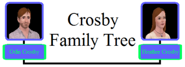 Crosby Family Tree