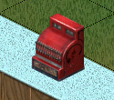 Ts1 mechanique cash register