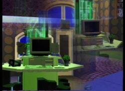 Doctor Who - The Sims 3 opening credits 6
