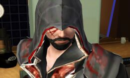 Walter Black Assassin Robes