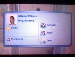 Athena Williams