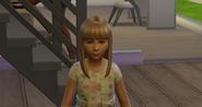 TS4 child girl 2