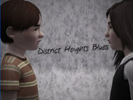 District Heihgts Blues Cover 1