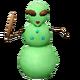 Snowman Alien