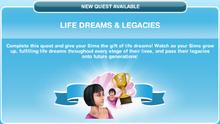 Life Dreams Start